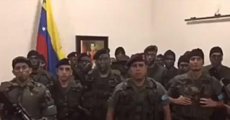 venezuela - revuelta