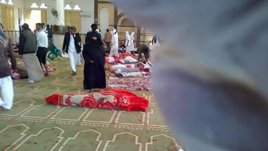 mezquita -ataque