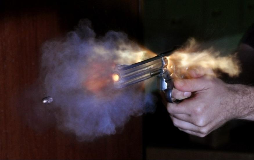 disparos -pistola
