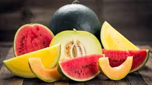 melones y sandias